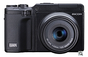 image of Ricoh GXR