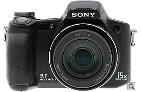 image of Sony Cyber-shot DSC-H50