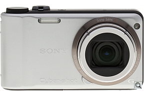 image of Sony Cyber-shot DSC-H55