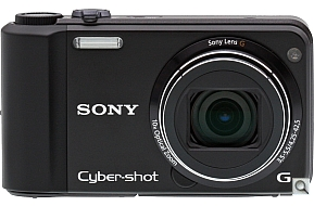 Sony dsc-h70 review.
