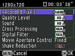 Pentax k-5 video tips. Flv youtube.