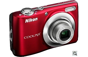 image of Nikon Coolpix L24