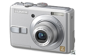 image of Panasonic Lumix DMC-LS70