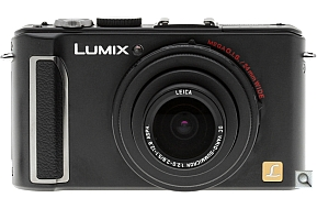 image of Panasonic Lumix DMC-LX3