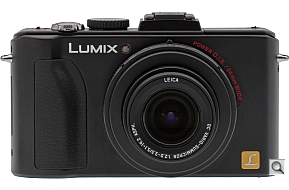 image of Panasonic Lumix DMC-LX5