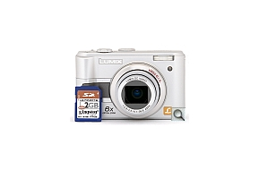 image of Panasonic Lumix DMC-LZ3