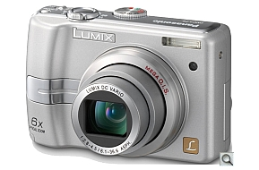 image of Panasonic Lumix DMC-LZ6