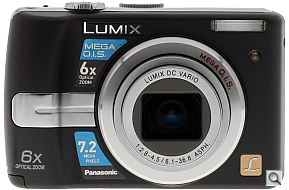 image of Panasonic Lumix DMC-LZ7