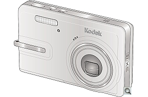 image of Kodak EasyShare M1073 IS
