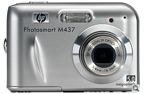 image of Hewlett Packard Photosmart M437
