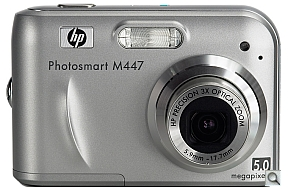 image of Hewlett Packard Photosmart M447