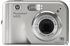 image of Hewlett Packard Photosmart M525