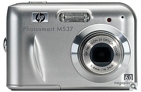 image of Hewlett Packard Photosmart M537