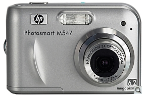 image of Hewlett Packard Photosmart M547