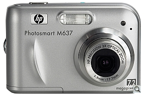 image of Hewlett Packard Photosmart M637