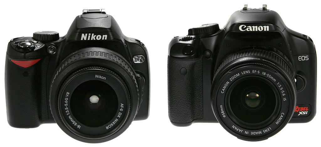 Nikon D Review - Spinning a camera whilst snapping a photo has some seriously cool results