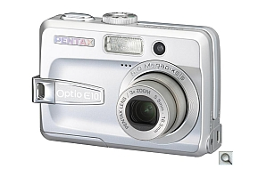 image of Pentax Optio E10