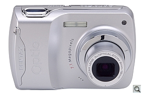 image of Pentax Optio E30