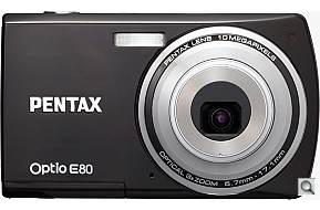 image of Pentax Optio E80