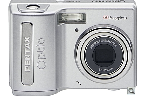 image of Pentax Optio M10