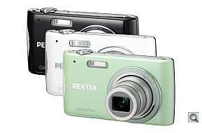 image of Pentax Optio P80