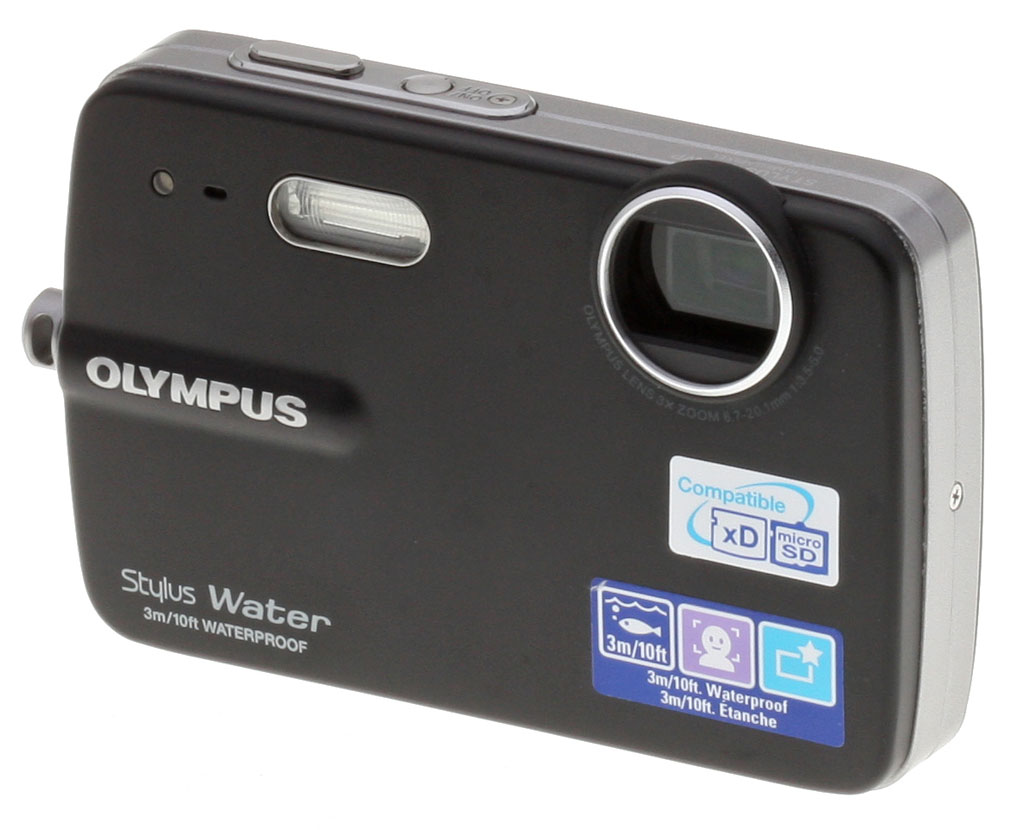 Olympus 550WP Review