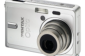 image of Pentax Optio S6