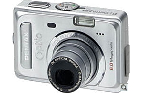 image of Pentax Optio S60