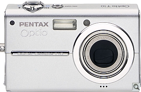 image of Pentax Optio T10