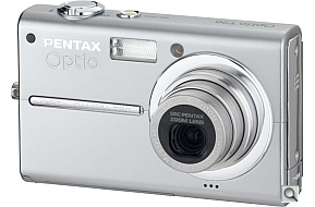 image of Pentax Optio T20