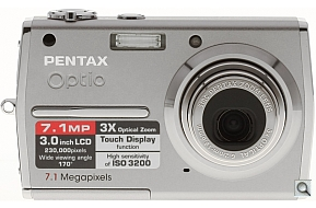 image of Pentax Optio T30
