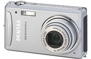 image of Pentax Optio V20