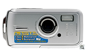 image of Pentax Optio W10