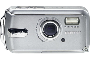 image of Pentax Optio W20