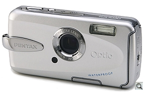 image of Pentax Optio W30