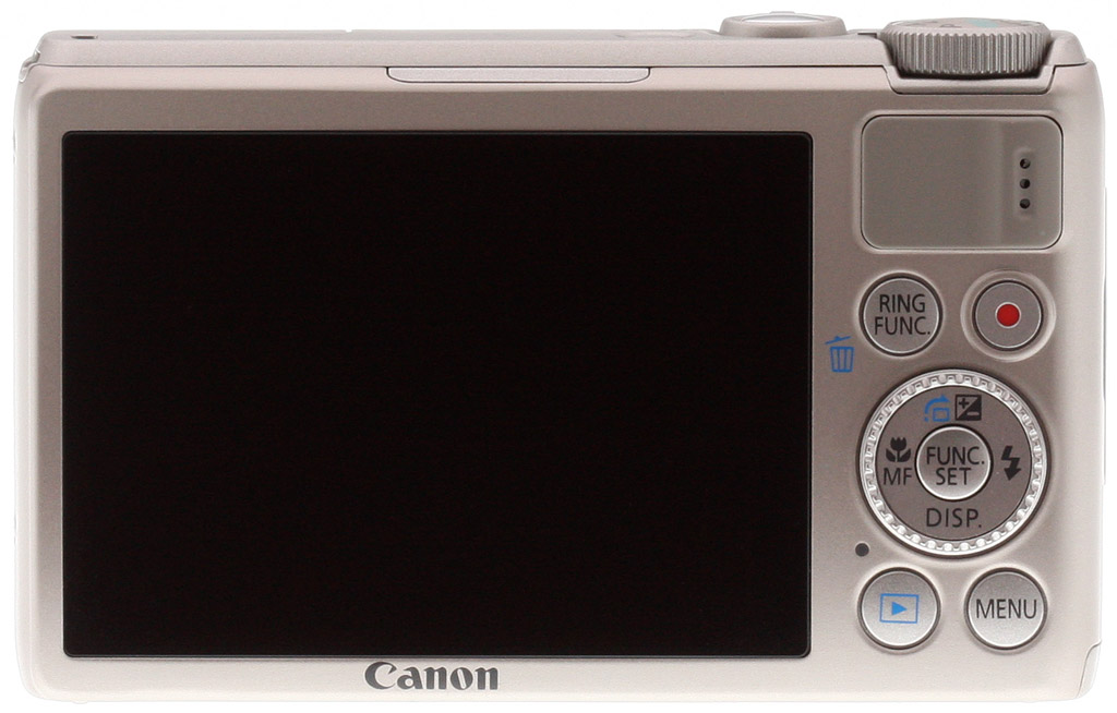 Canon S100 Review