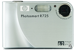 image of Hewlett Packard Photosmart R725