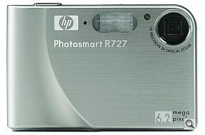 image of Hewlett Packard Photosmart R727