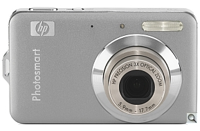 image of Hewlett Packard Photosmart R742