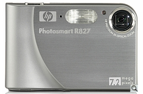 image of Hewlett Packard Photosmart R827