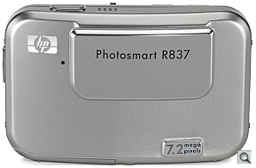 image of Hewlett Packard Photosmart R837