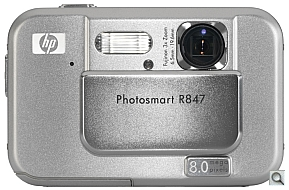 image of Hewlett Packard Photosmart R847