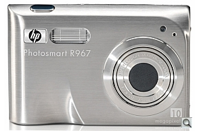 image of Hewlett Packard Photosmart R967