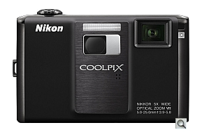 image of Nikon Coolpix S1000pj