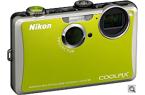 image of Nikon Coolpix S1100pj