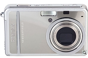image of Pentax Optio S12