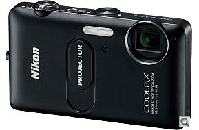 image of Nikon Coolpix S1200pj