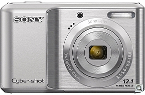 image of Sony Cyber-shot DSC-S2100
