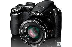image of Fujifilm FinePix S3200