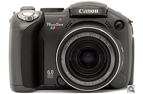 image of Canon PowerShot S3 IS